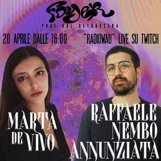 Terza puntata pt.2 - ospite: Marta De Vivo