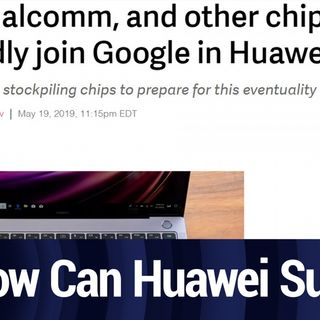 How Can Huawei Survive? | TWiT Bits