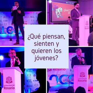 ¿Sabe qué piensan, sienten y quieren los y las jóvenes en Colombia?