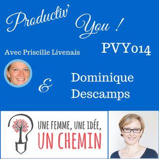 PVY EP014 Dominique Descamps - Perfectionisme