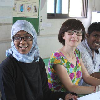 VolontariAmo | Mumbai e la comunità indiana con Sarah Restagno