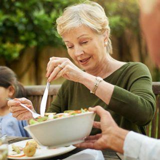 La alimentación y el envejecimiento prematuro