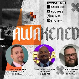 Kingdom Shifters The Podcast : REVIVAL AWAKENED : Pastor Joel Rodacker