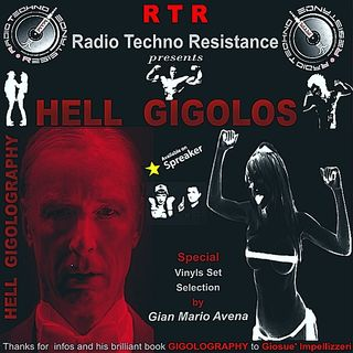 HELL GIGOLOS - Story of a Crazy Records Label - Vinyls selection by Gimmy