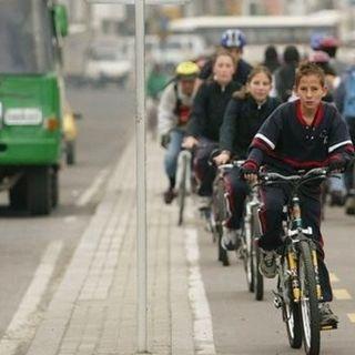 Bogotá, capital de la bicicleta