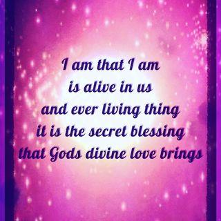I am that I am presence