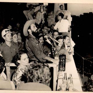 El último discurso de Camilo Cienfuegos
