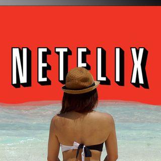 Con le pinne, fucile e... Netflix