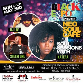 HoH @ the Black Expo Neo Soul Cafe