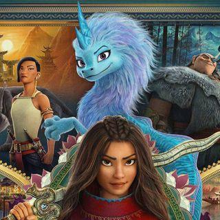 Reel Reviews: Raya and the Last Dragon