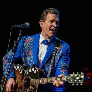 Revisiting The Work of Chris Isaak