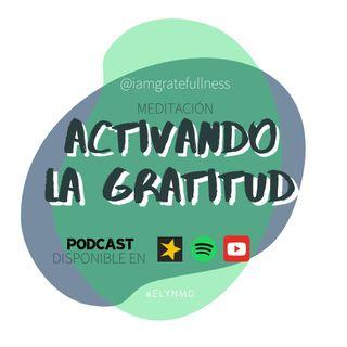 Meditación de activación de la gratitud