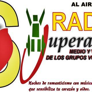 NOCHES ROMANTICAS DE RADIO SUPERACIÓN