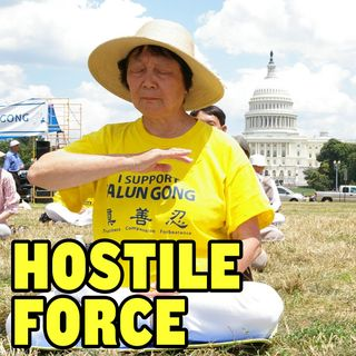 #115 Falun Gong: The Biggest Threat to the CCP's Power
