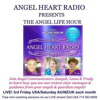 Yes, Too You Can Talk With The Angels. Anayah & Leesa Teach You How