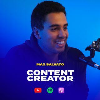 CONTENT CREATOR con Max Salvato