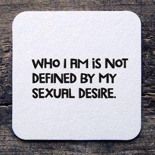 On Sex...