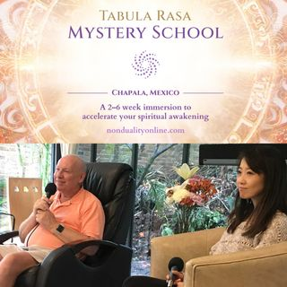 Opening Session of the Tabula Rasa Mystery School with David Hoffmeister and Frances Xu - September 2, 2021