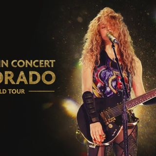 Shakira - Nada (Audio - El Dorado World Tour Live)