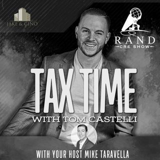 RCRE - Tax Time with Tom Castelli, CPA