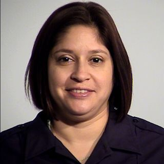 SAPD Officier Alice Portillo