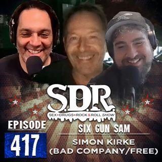 Simon Kirke (Bad Company/Free) - Six Gun Sam