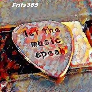 Frits365music - Let the music speak podcast 2019.33