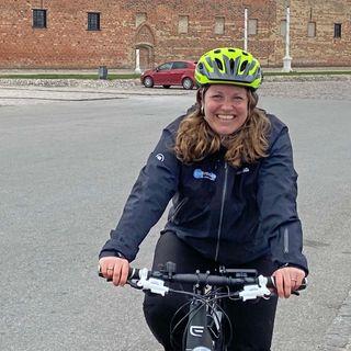Smittende cykelglæde
