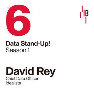 David Rey · Chief Data Officer · Idealista