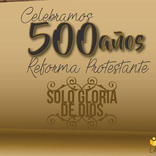 Soli Deo Gloria: la Gloria sólo para Dios. - Audio