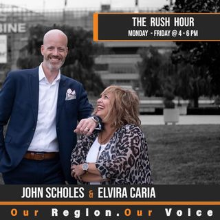 The Rush Hour - Sept 25, 2020 - Roberta Battaglia Comes in 4th Place on AGT, Bonnie Crombie on COVID in Peel & Decriminalizing Drugs