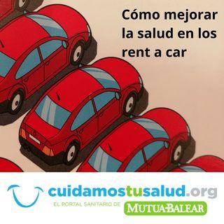 Cómo mejorar la salud en el sector de rent a car