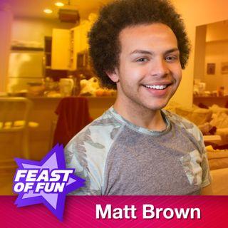 FOF #2845 - Matt Brown Hunkers Down in His Sex Dungeon