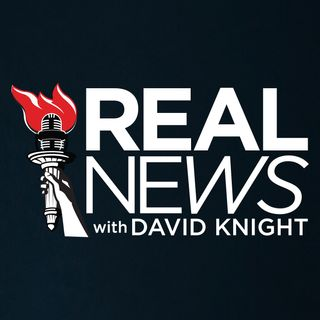 RealNews with David Knight - 2018-Apr-24, Tuesday - Oil-agarch Saudis & Macron Pull The Strings