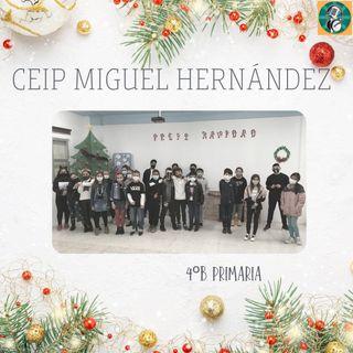 "CEIP Miguel Hernández (San Pedro de Alcántara). ""Heavy and Merry Christmas"""