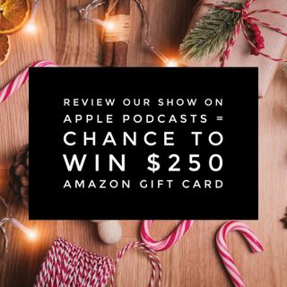 We're Giving Away a $250 Amazon Gift Card for The Holidays!