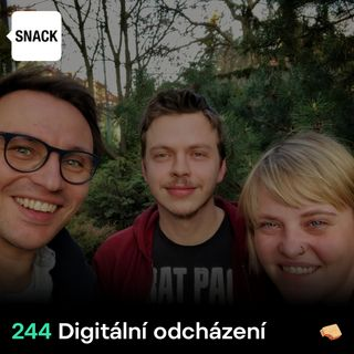 SNACK 244 Digitalni odchazeni