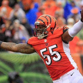 Locked on Bengals - 8/2/17 Vontaze Burfict and the difference between dirty and dumb