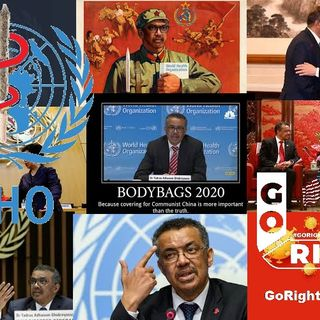 CHINA LIED PEOPLE DIED WHO COVERED IT UP : Tedros Must Step Down