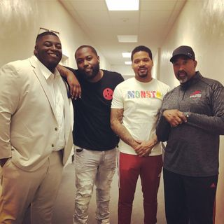 Antonio Flowers, Elijah Shuler and Gerald Bowman, all former Pierce College student-athletes, share the wisdom of their journeys