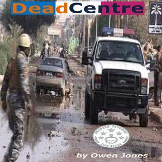 Dead Centre – Press Release