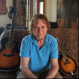 Singer-songwriter Wally Lawder