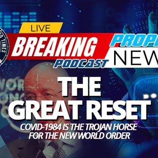 NTEB PROPHECY NEWS PODCAST: 2020 Is The Great Reset, Dominion Voting Fraud, Releasing The Kraken And The Fourth Industrial Revolution