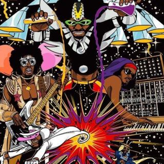 Episode 39: Eclectic Obsessions - The P-Funk Mythology