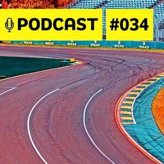 #034 - O calendário da F1 2020, o coronavírus e a Porsche Cup Brasil
