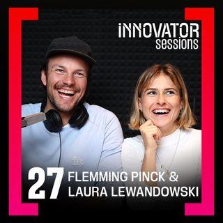 Unsere Hosts Laura und Flemming erklären, wie du lernst, Haltung zu zeigen und Momente für die Ewigkeit zu schaffen