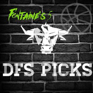 Episode 2 : Fontaines5 WEEK 1 NFL PICKS