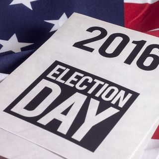 Primary Election Day In Oregon And Kentucky
