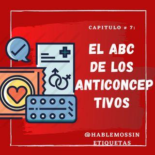 El ABC de los anticonceptivos