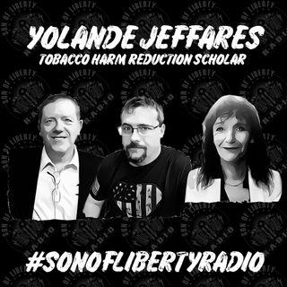 #sonoflibertyradio - Yolande Jeffares